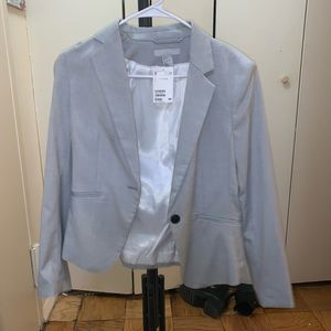 NWT GRAY H&M Blazer
